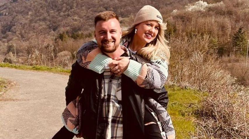 Chris Korz und Lisa Bund