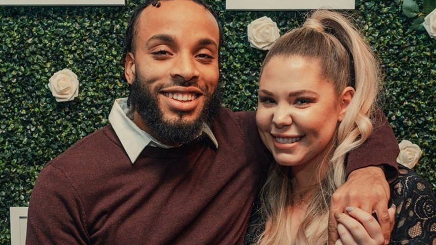 Chris Lopez und Kailyn Lowry
