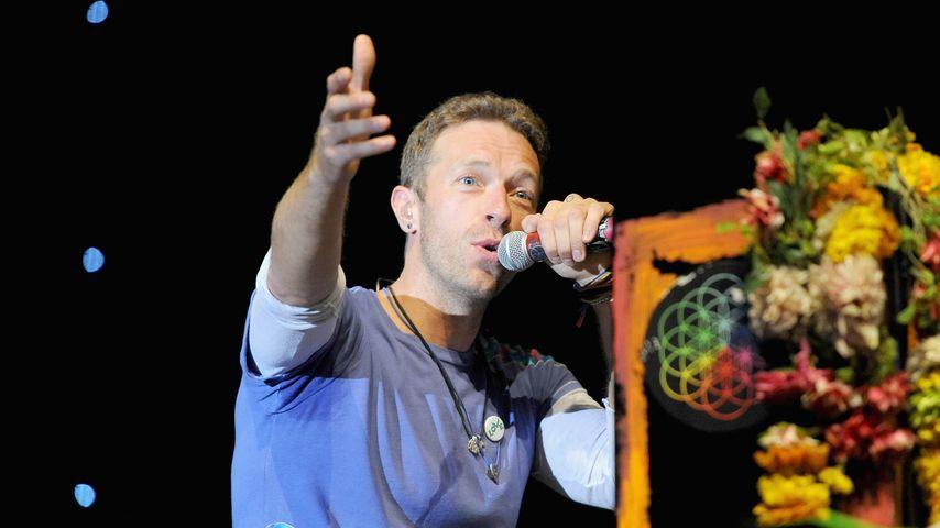 "Chris Martin beim ""Sentebale""-Charitykonzert in London"