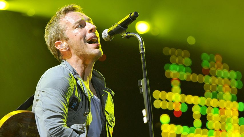 Chris Martin und Coldplay