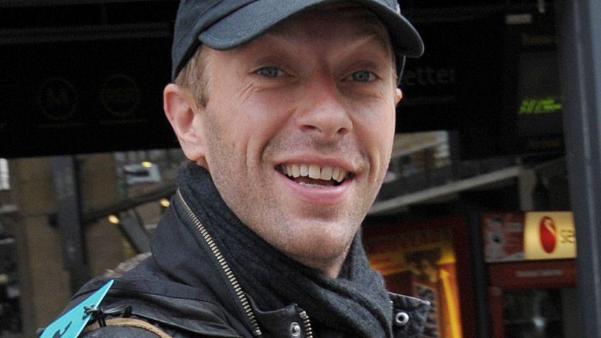 Trennung von Gwyneth: Jetzt spricht Chris Martin!