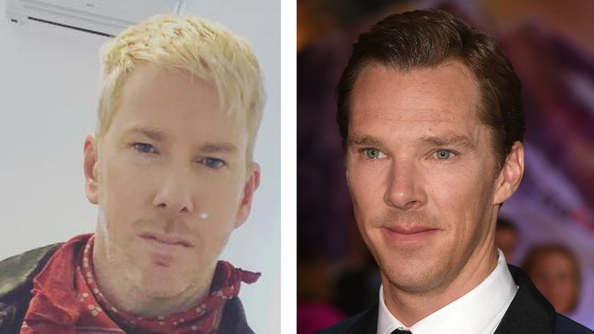 Bye, Sherminator! Chris Owen ist Benedict Cumberbatch 2.0