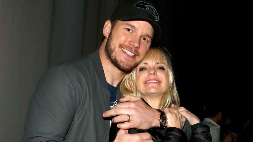 Wow: Das bekommt Chris Pratt von seiner Frau zum Geburtstag