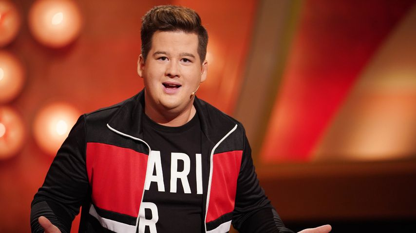 """""""Schwanger oder dick?"""": Shitstorm für Comedian Chris Tall!"""