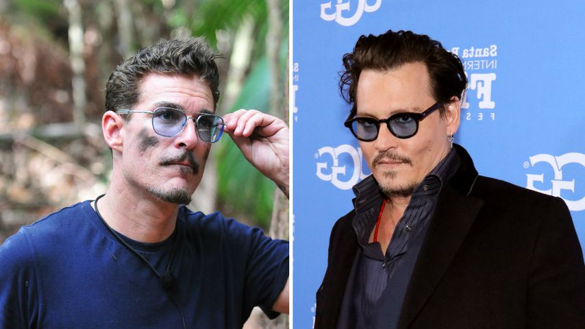 Web-Fail: Chris Töpperwien ist Profilbild von Johnny Depp!