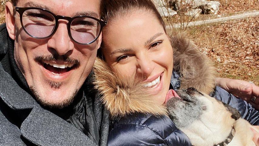 Frisch verlobt: Plant Chris Töpperwien schon Nachwuchs?