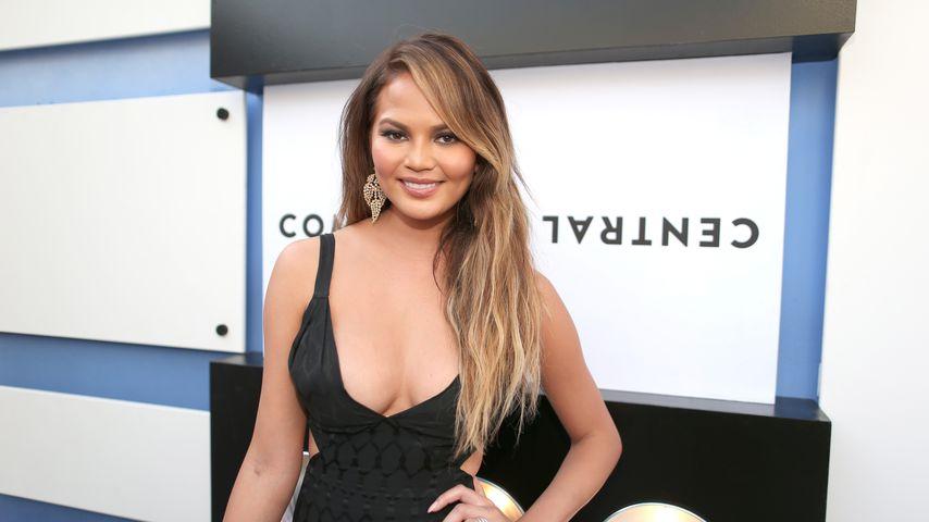 Chrissy Teigen in Los Angeles, März 2015