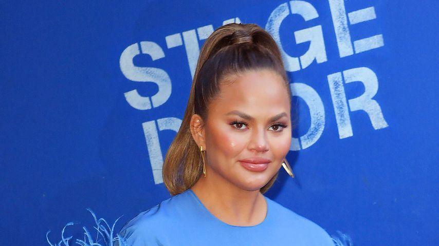 Chrissy Teigen, Model