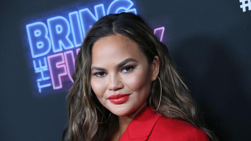 Chrissy Teigen im Juni 2019