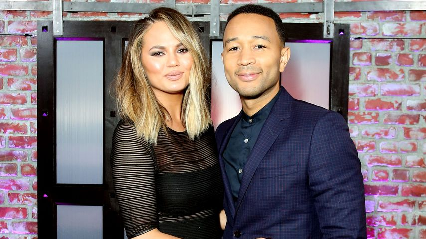 John Legend: So verliebte er sich in seine Chrissy!