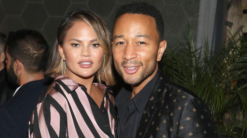 Offener Talk: So viel Sex haben Chrissy Teigen & John Legend