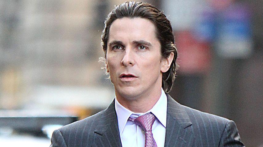 Batman und Christian Bale