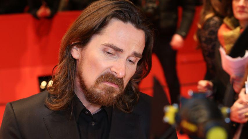 Christian Bale verletzt: Kino-Star cancelt alle Dreharbeiten