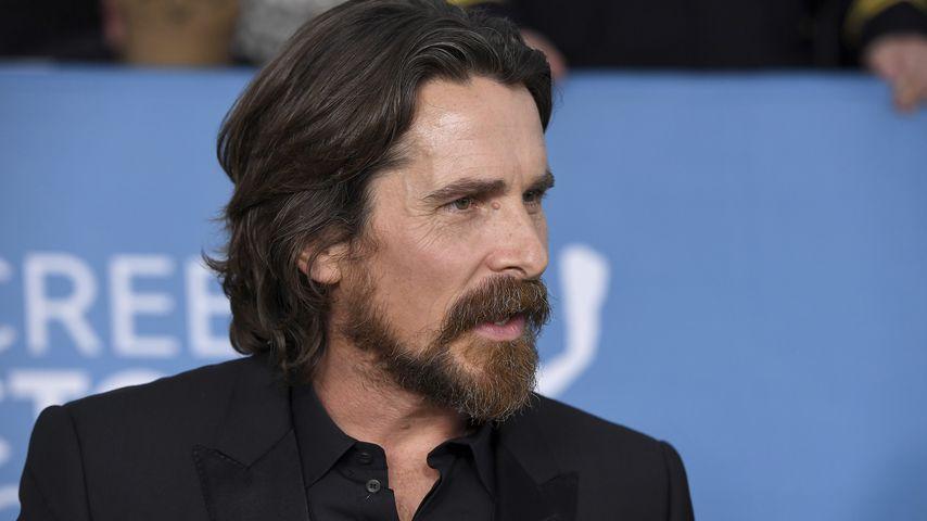 Christian Bale im Januar 2020