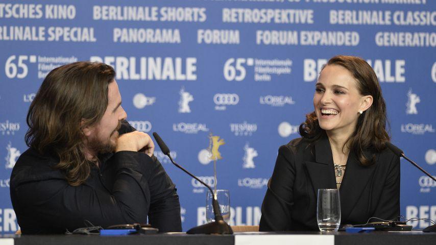 Natalie Portman und Christian Bale