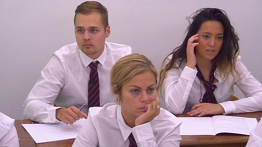 Setzen, Sechs? Die BB-Kandidaten drücken die Schulbank