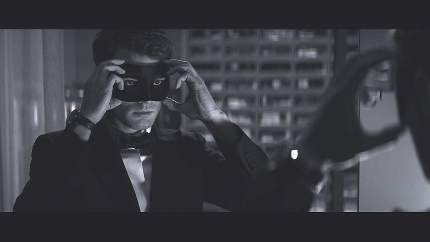 "Jamie Dornan als Christian Grey in ""Fifty Shades of Grey 2"""