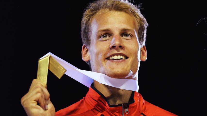 Christian Reif bei der Leichtathletik-EM 2010