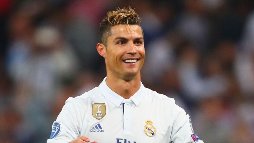 Christiano Ronaldo beim Spiel gegen Atlético um den Einzug ins Champions-League-Finale
