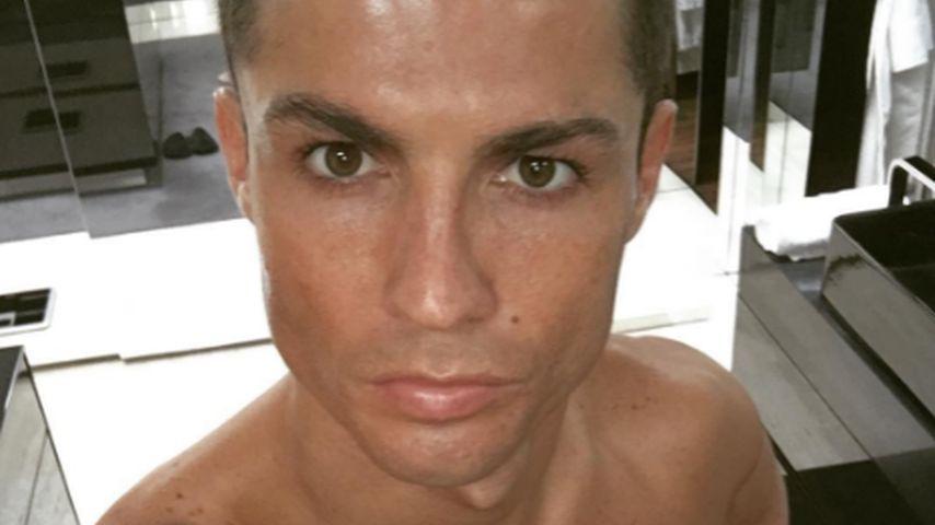 Bewegend: Darum trägt Hottie Cristiano Ronaldo kein Tattoo!