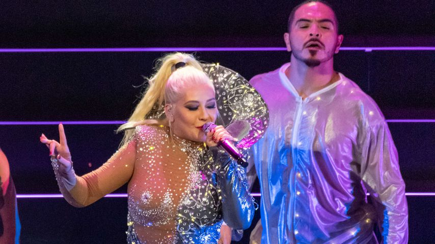 Christina Aguilera, Musikerin