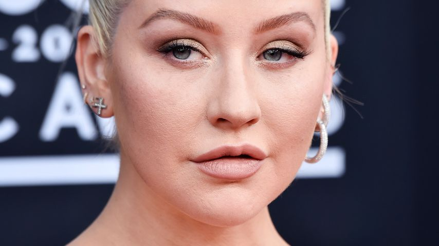 Christina Aguilera bei den Billboard Music Awards 2018