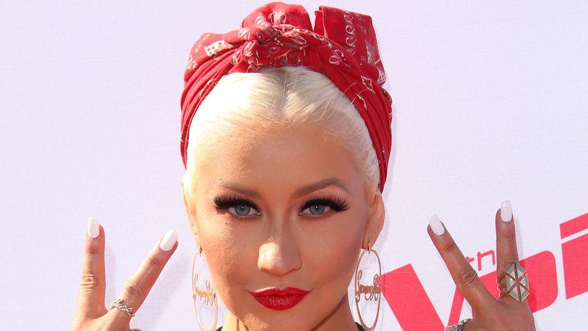 Christina Aguilera, TV-Star