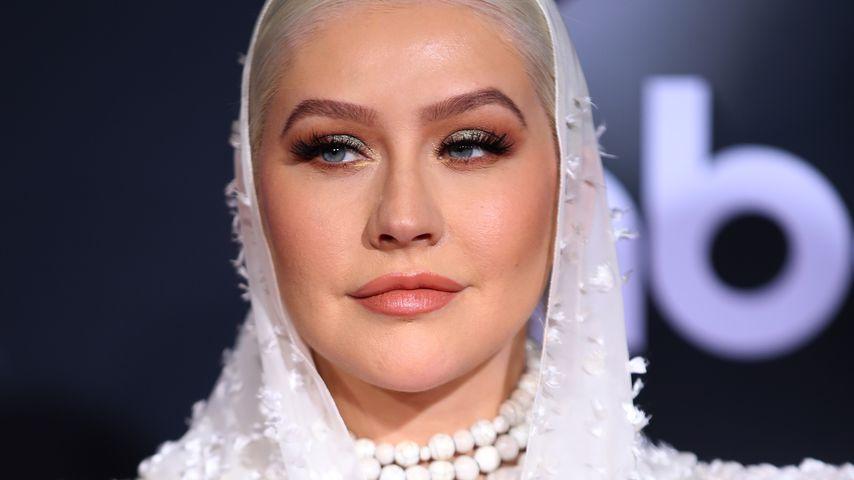 Sängerin Christina Aguilera