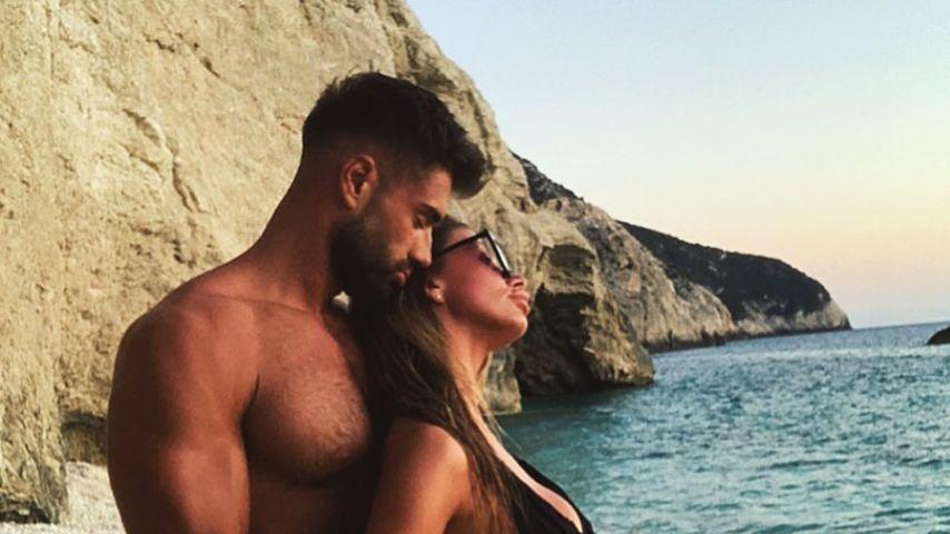 Christina Dimitrou und Aleksandar Petrovic, Reality-TV-Kandidaten