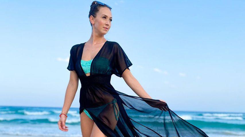 Christina Graß im Januar 2020 in Brisbane