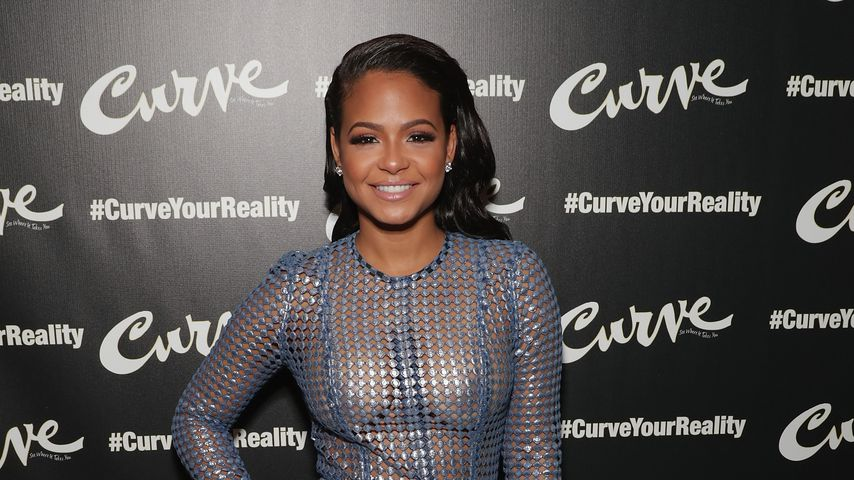 Pool-Party: So sexy rockt Christina Milian den Sommer