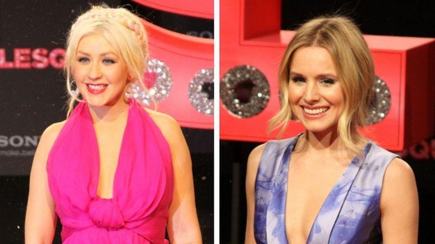 Kristen Bell: Konkurrenz für Christina Aguilera?