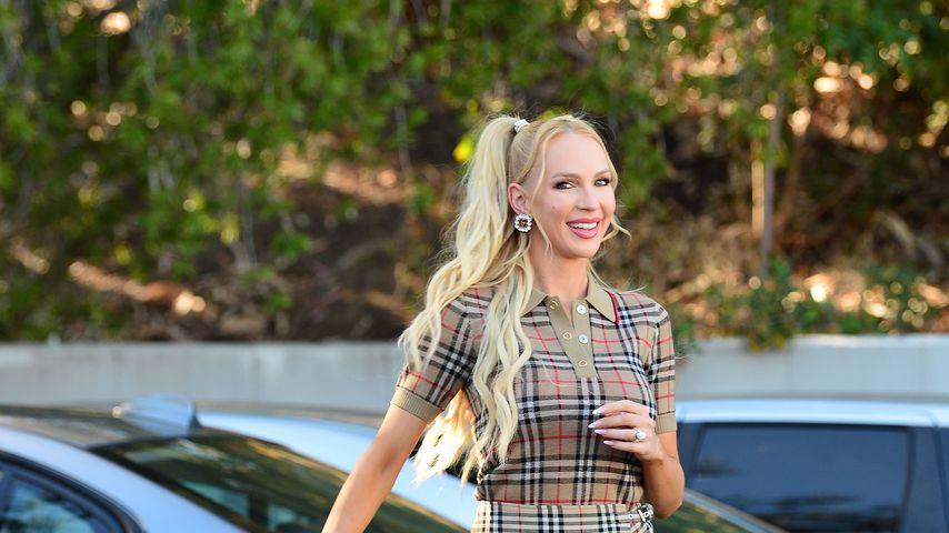 Christine Quinn im Juni 2021 in Los Angeles