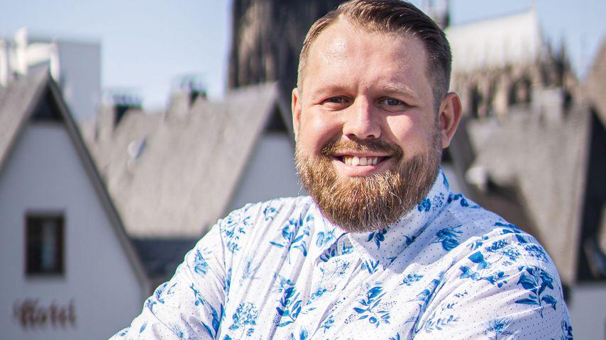 """Christoph Oberheide, bekannt aus """"Köln 50667"""""""
