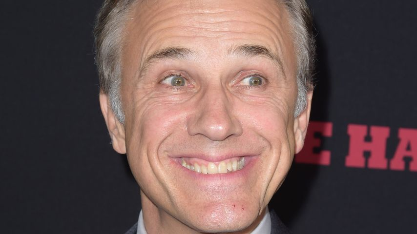"Christoph Waltz bei der Premiere von ""The Hateful Eight"" in Hollywood"
