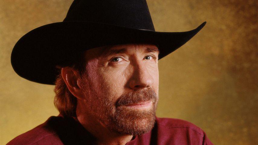 """Chuck Norris in """"Walker, Texas Ranger"""""""