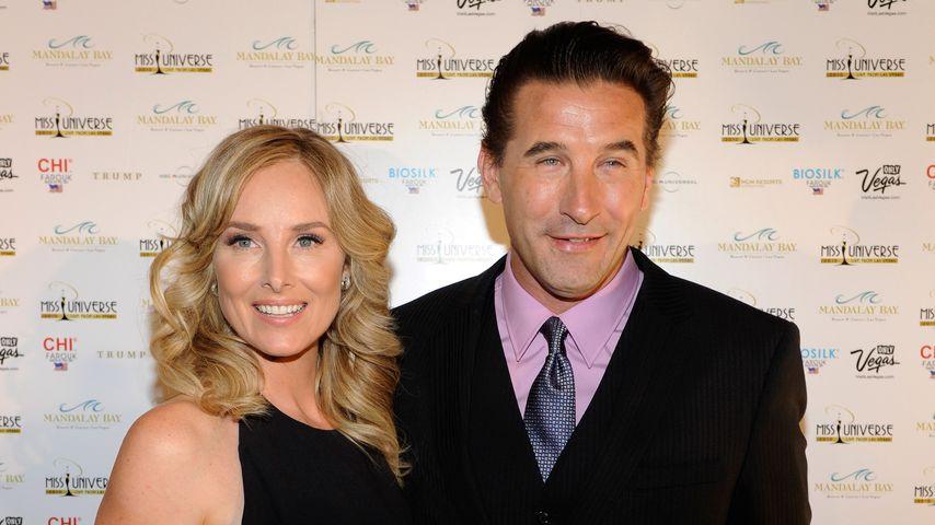 Chynna Phillips und William Baldwin, 2010 in Las Vegas