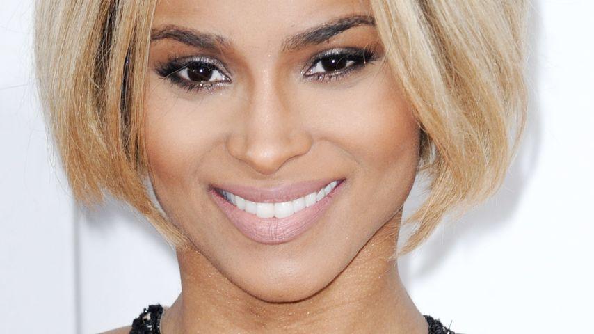 Wow! Ciara machte kurzen Prozess mit ihrer Mähne