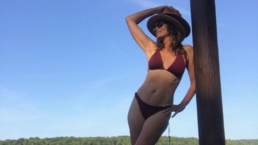 Mit 53 heiß wie 20: So behält Cindy Crawford ihren Modelbody