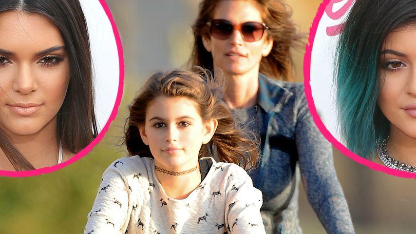 Crawford-Tochter: Jenner-Girls sind für sie tabu