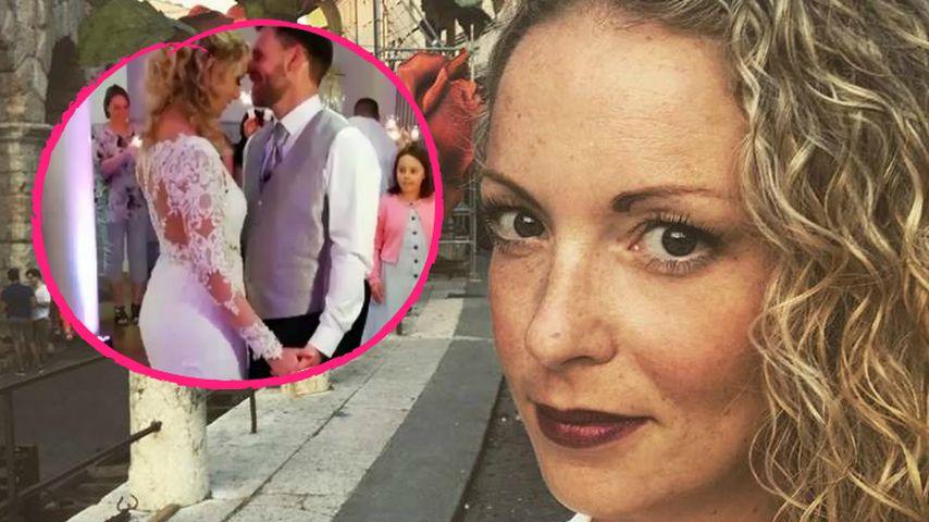 """""""Hochzeit auf den ersten Blick""""-Cindy teilt Hochzeitstanz!"""