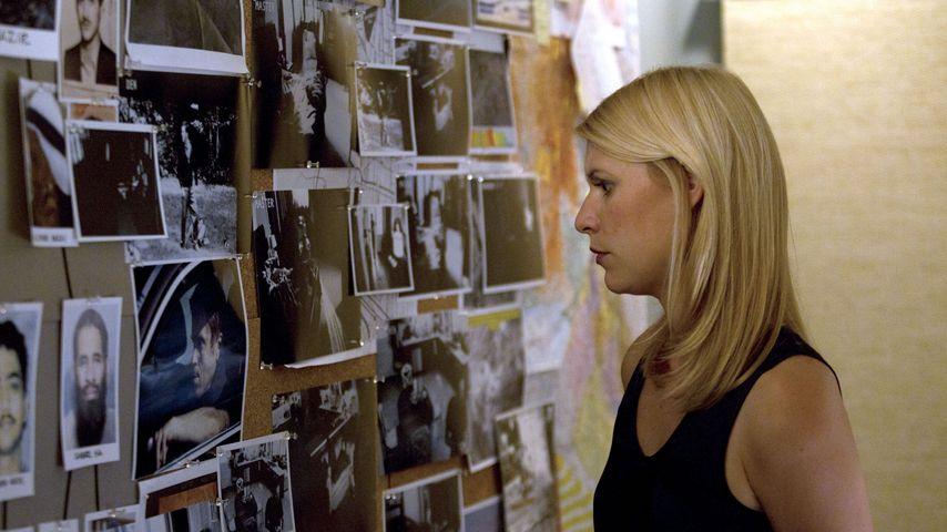 "Claire Danes in der Erfolgs-Serie ""Homeland"""