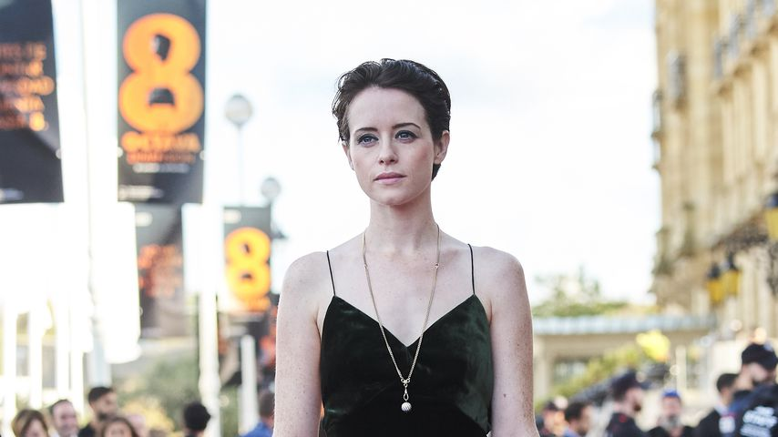 """The Crown""-Star Claire Foy, September 2018"