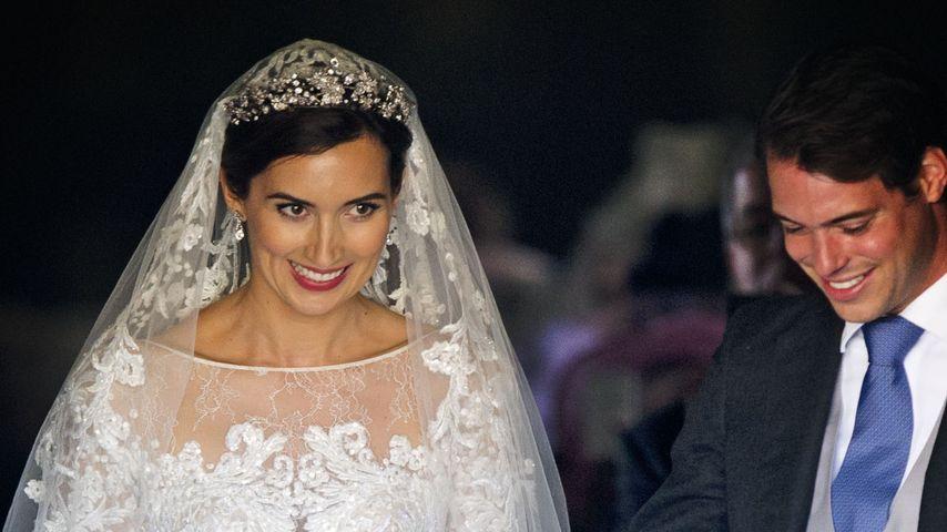 Prinz Félix: So schön war seine deutsche Braut