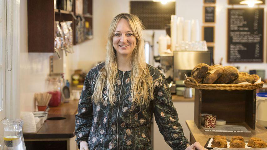 Claire Ptak, Inhaberin des Cafés Violet in London