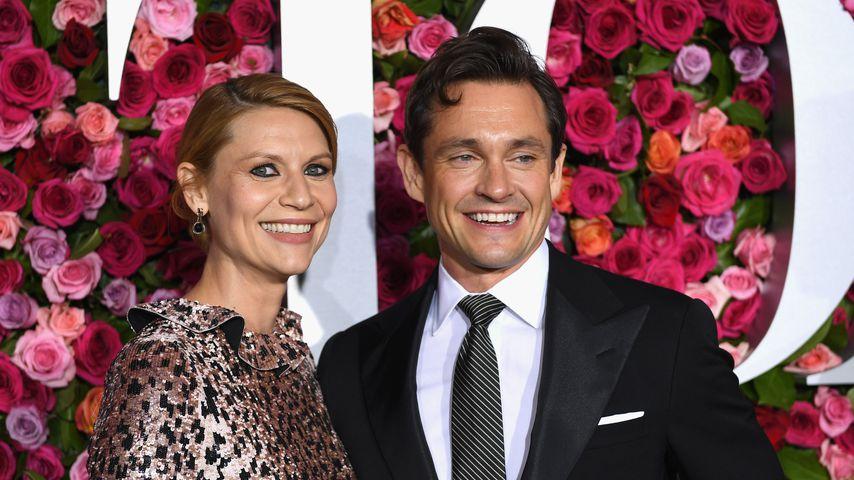 Claire Danes und Hugh Dancy bei den 72. Tony Awards in New York City