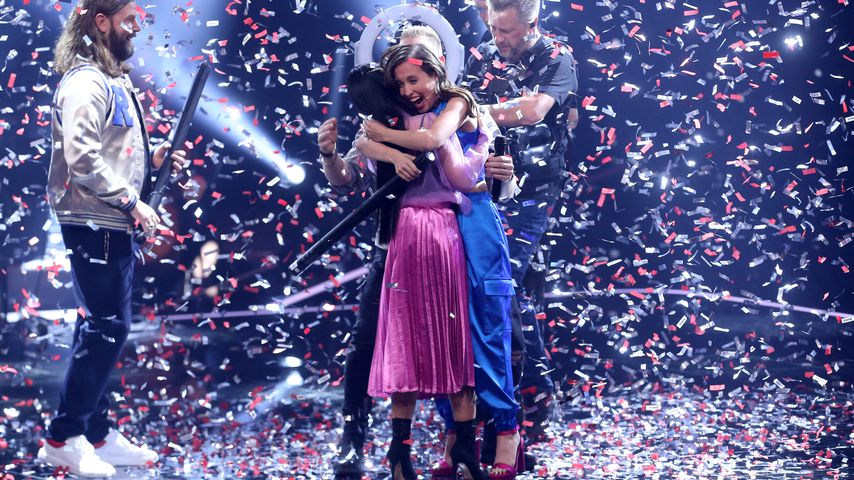 "Claudia Emmanuela Santoso und Alice Merton im ""The Voice of Germany""-Finale 2019"