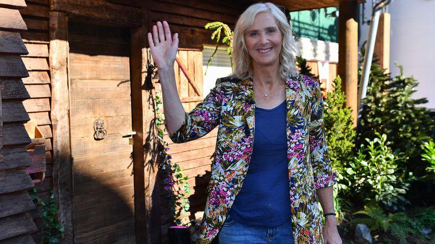 "Claudia Kohde-Kilsch bei ihrem ""Promi Big Brother""-Einzug"