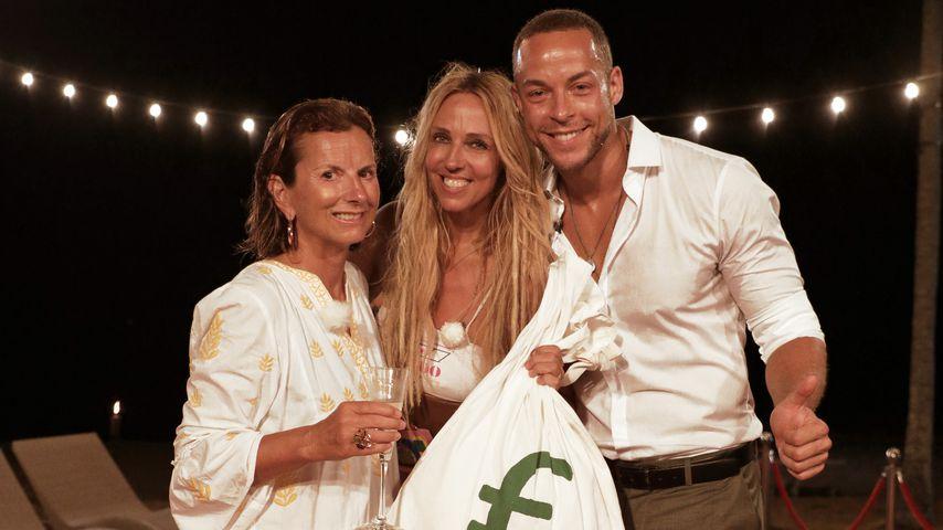 "Claudia Obert, Loona und Andrej Mangold im ""Kampf der Realitystars""-Finale"