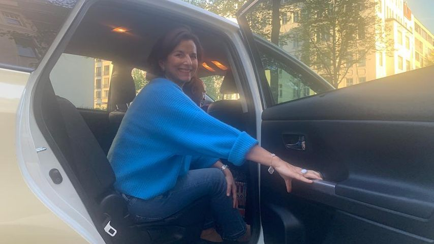Claudia Obert im April 2020